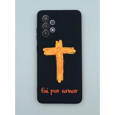 Capinha Silicone Case - Personalizada - Black - Religiosa 23