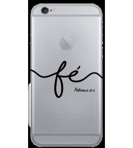 Capinha de celular (tpu premium) - Gospel 166 - Fé