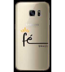 Capinha de celular (tpu premium) - Gospel 167 - Fé