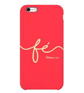 Capinha de celular (tpu premium) - GOSPEL 169 - Fé