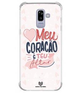 Capinha de celular - Sarah Oliveira 03 - Meu coração é teu lugar