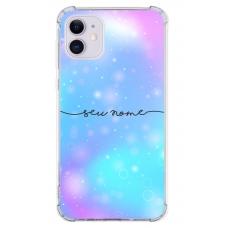 Capinha para celular - Personalizada com nome - Space 16