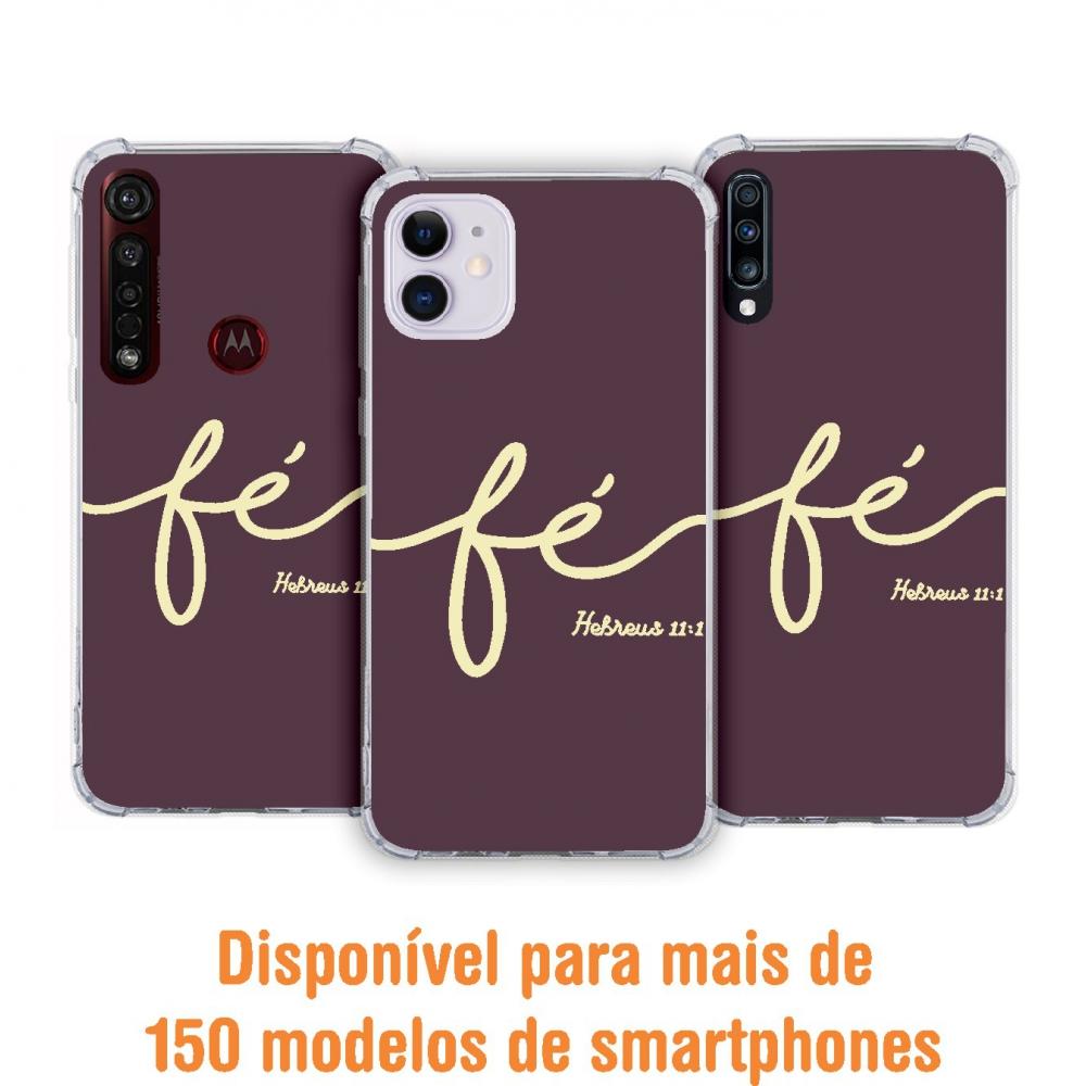 Capinha para celular - GOSPEL 168 - Fé