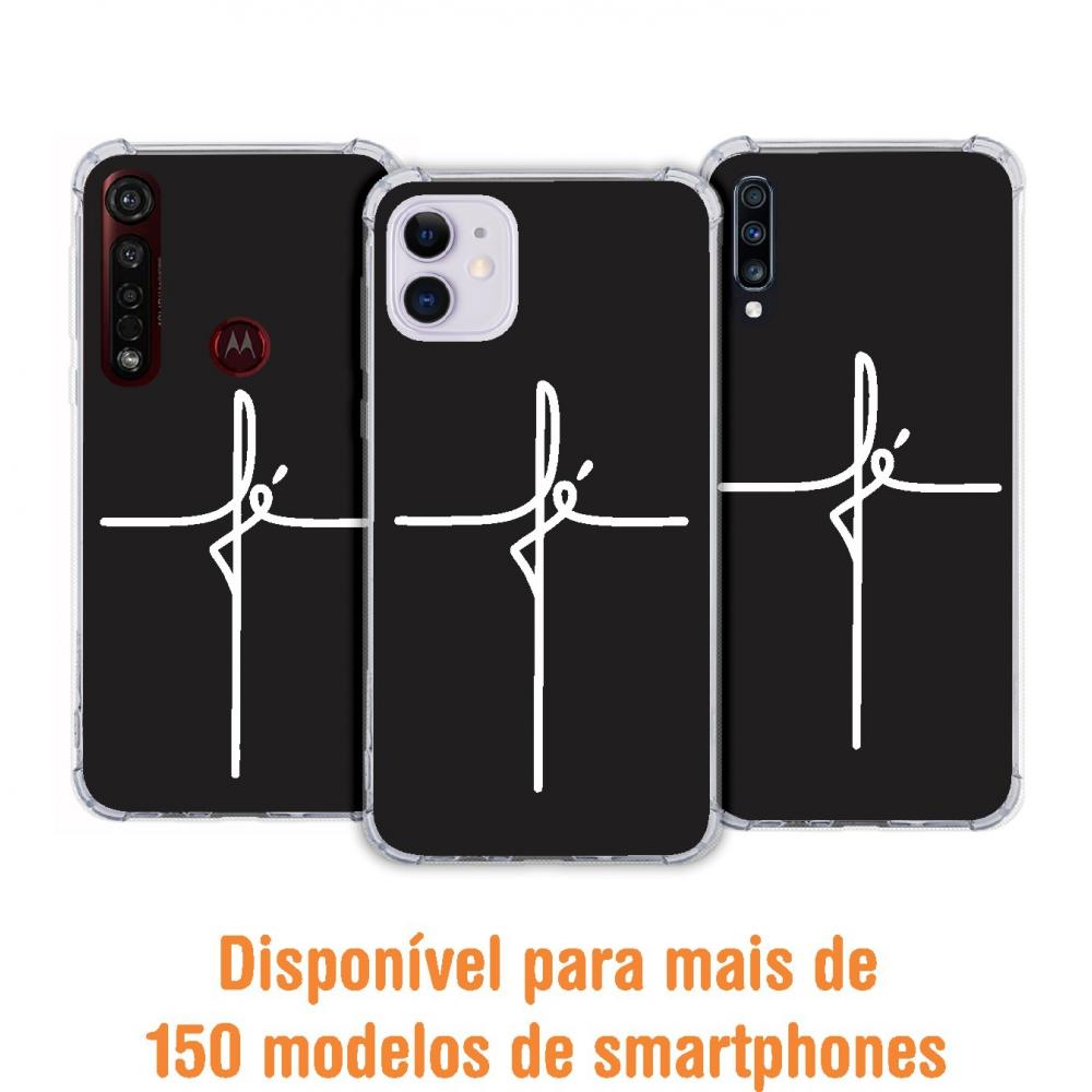 Capinha para celular - GOSPEL 184 - FÉ