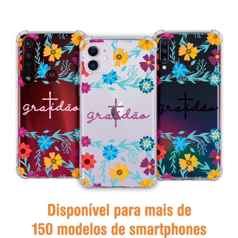 Capinha para celular - Gospel 193 - Gratidão