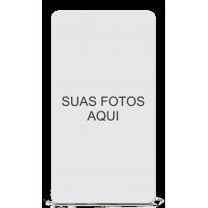Carregador Portátil 10.000 mAh - Branco - Personalizável