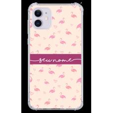 Capinha para celular - Flamingo 03
