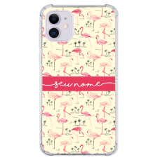 Capinha para celular - Flamingo 04