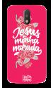 Capinha de celular (tpu premium) - Isadora Pompeo 14 - Jesus Minha Morada
