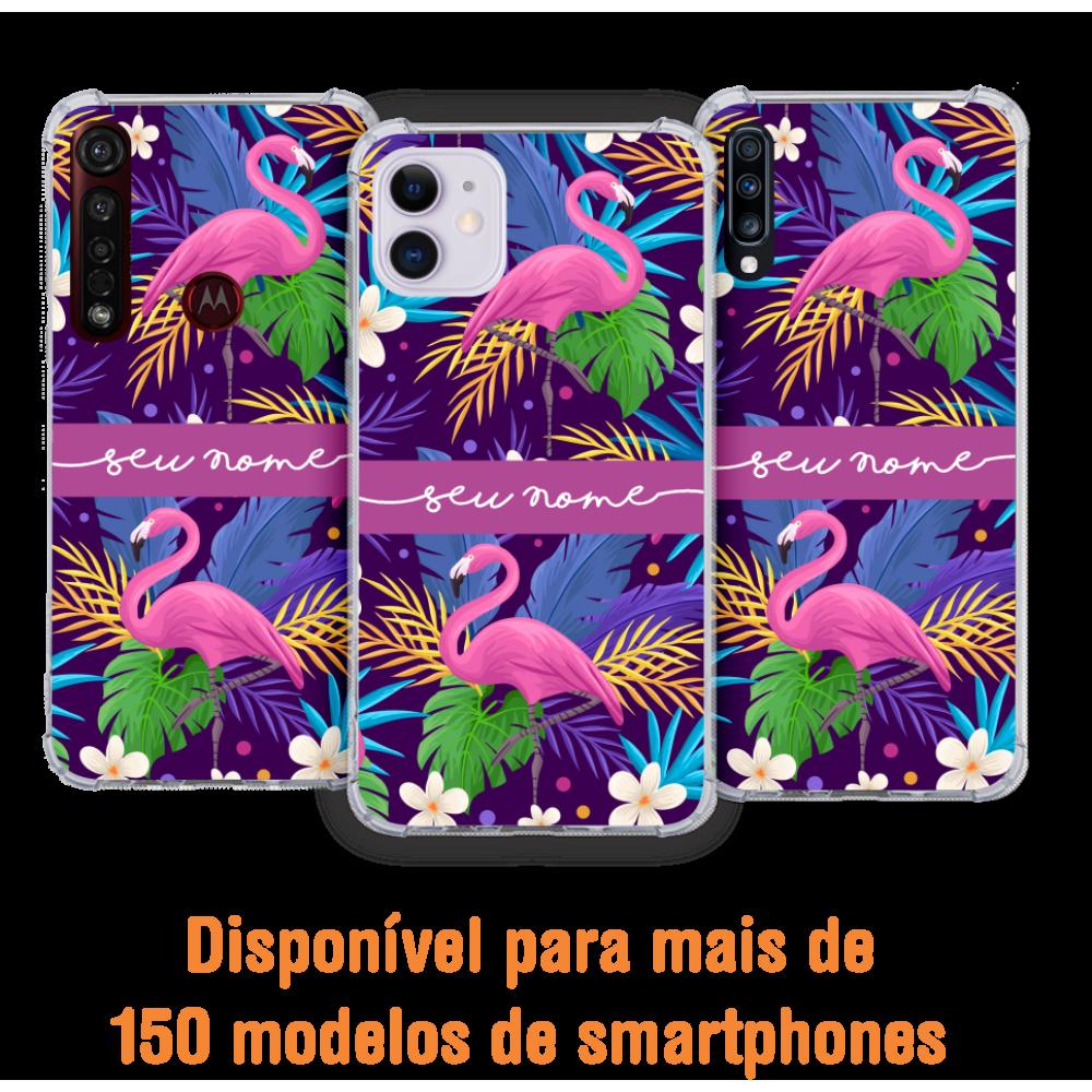 Capinha para celular - Flamingo 11