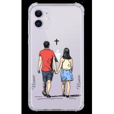 Capinha para celular - Diversas - Namorados 12