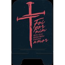 Porta-Celular Personalizado - Gospel 157 - Foi por mim
