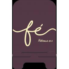 Porta-Celular Personalizado - Gospel 168 - Fé