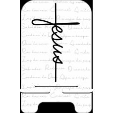 Porta-Celular Personalizado - Gospel 187 - Jesus