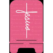 Porta-Celular Personalizado - Gospel 188 - Jesus
