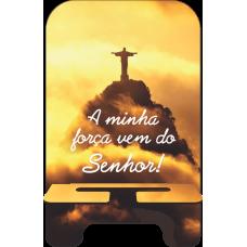 Porta-Celular Personalizado - Gospel 24 - Minha força