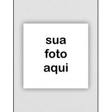 Quadro com Foto - 20x20cm - Borda Infinita