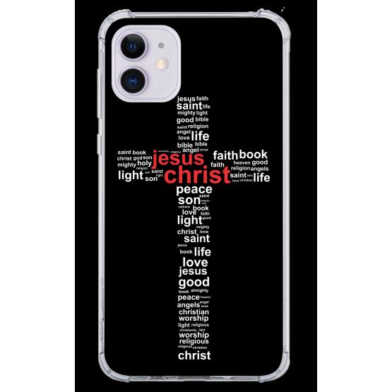 Capinha para celular - GOSPEL 175 - Jesus Christ