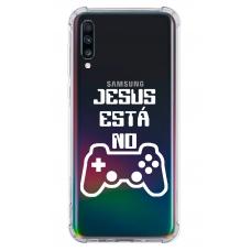 Capinha para celular - GOSPEL 53 - JESUS ESTÁ NO CONTROLE