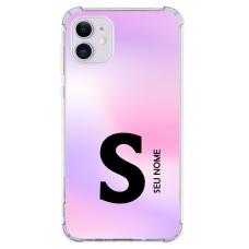 Capinha para celular - Colors 03 - Personalizada com nome