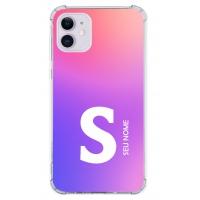 Capinha para celular - Colors 04 - Personalizada com nome