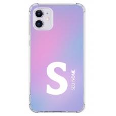Capinha para celular - Colors 05 - Personalizada com nome