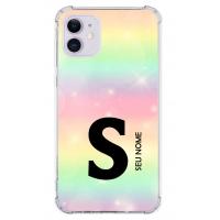 Capinha para celular - Colors 09 - Personalizada com nome