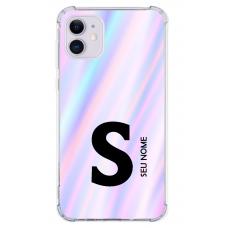 Capinha para celular - Colors 13 - Personalizada com nome