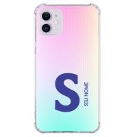 Capinha para celular - Colors 15 - Personalizada com nome