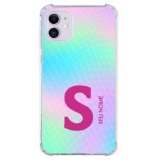 Capinha para celular - Colors 16 - Personalizada com nome
