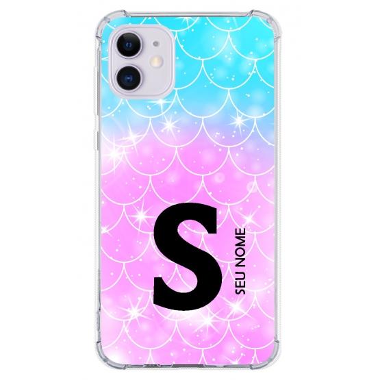 Capinha para celular - Colors 18 - Personalizada com nome