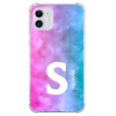 Capinha para celular - Colors 20 - Personalizada com nome