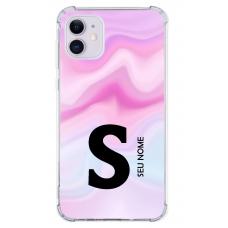 Capinha para celular - Colors 28 - Personalizada com nome