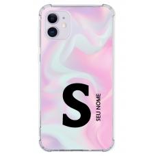 Capinha para celular - Colors 29 - Personalizada com nome