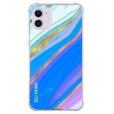 Capinha para celular - Colors 43 - Personalizada com nome