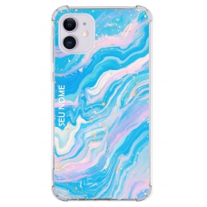 Capinha para celular - Colors 44 - Personalizada com nome